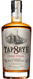 Tap Rye Rye Whisky 8 Year Sherry Finished 750ml